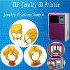 Imprimante de la cire détruite par imprimante à haut rendement 3D de la cire 3D de bijou pour l'imprimante du gicleur 3D de cire de bijou d'or et d'argent pour le moulage de précision