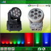 Berufswand-Unterlegscheibe-Licht der stadiums-Beleuchtung-7PCS LED bewegliches Haupt
