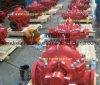Bomba de água elétrica industrial centrífuga elevada Sh da taxa de fluxo da sução dobro