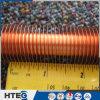 Tubo di aletta della caldaia della griglia della catena del tubo dell'acqua per l'economizzatore della Cina