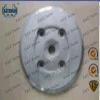 De RHF4 KT10 de scellement de plaque d'insert plaque en arrière