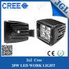 lámpara del trabajo del CREE LED del cubo de 12V/24V 20W