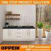 Kleine weiße Lack-Küche-Kabinett für Australien Project (OP14-L05)