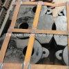 Martillo del desgaste de la trituradora de martillo para el repuesto de la trituradora de martillo