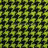 면 또는 Spandex Printed Stretch Twill (Art #UC702347P-2)