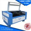 Gravure de laser d'orientation de triomphe et machine de découpage automatiques