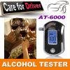Analisador de Breathalyzer inteligente Breath Digital LCD Display Alcohol Tester