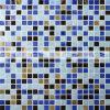 15X15mm混合されたカラーパターン溶けるガラスモザイク(BGC023)