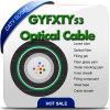 De Optische Gepantserde Kabel Gyfxty53 van de vezel
