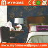 Decorative hermoso Wall Paper con Diamond Accessory