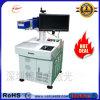 Máquina del &Engraver de la marca del laser del tubo de cristal del CO2 del precio de fábrica para el bolso de cuero de la PU