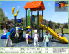 Kaiqi medium -Sized Playground van Colourful Children met Slides (XBSN0409A)