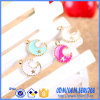 Jewelry Ab09를 위한 Boosin Custom Enamel Moon Charm