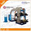 Type 4 machine de pont d'impression d'impression typographique de feuille de plastique de couleur