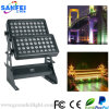 Alto potere 72*10W 4in1 Outdoor LED Wall Washer Light