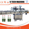 Máquina de etiquetado plana de la etiqueta engomada de la botella de la alta calidad