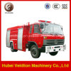 Dongfeng145 de Vrachtwagen van de Brand van de Tank van het Water van Chassis 6000L 4X2