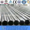 304 Finish luminoso Galvanized Stainless Steel Tube per Decoration