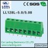 Ll128L-5.0/5.08 PCB 나사식 터미널 구획