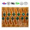 PWB flexível material da placa de circuito impresso do Kapton com Enig