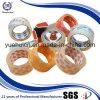 Las muestras liberan de cinta adhesiva cristalina impermeable de la película de BOPP