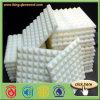 Пенистый каучук белой формы волны Isoflex high-density акустический