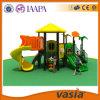 2015年のVasiaの屋外の子供の運動場のプラスチック装置
