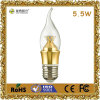 5.5W СИД Decoration Candle Light