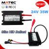 CA automatico 24V Ballast HID di Lighting HID 35W