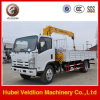 Isuzu 3.2 Tons Truck con Crane