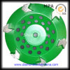 Diamond concreto Cup Wheel para Concrete Floor