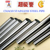 201, 304 grado Stainless Steel Tubes y Pipe