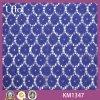 Rundes Print Lace Fabric für Ladys Garment