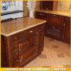 Het marmeren Countertop In het groot Eiland van de Keuken