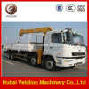 Camc 8X4 carro de 16 toneladas con la grúa (auge telescópico)