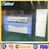 Gravador do laser do CNC com extrator 1390 das emanações
