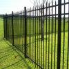 Barrière de rail, barrière de fer et clôture décorative
