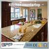 Countertop van de Keuken van het graniet met Opgepoetste Oppervlakte