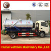 Good PriceのDongfeng Duolika 5000L Sewage Suction Truck