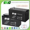 Tipo batería híbrida Viento-Solar del mantenimiento del gel del AGM del sistema 12V150ah de la luz de calle
