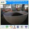 炭素鋼タンクのための半球ヘッドQ345rによって皿に盛られるヘッド