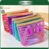 Moda Popular Cute PVC Cosmetic Handbag Plastic Bag