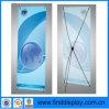 Drapeau économique de Firberglass de la promotion en plastique X de présentoir