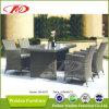 Роскошный ротанг обедая комплект/напольная обедая таблица (DH-6073)