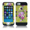PC 2015 Colorful Silicone Defend Phone Fall für iPhone 5