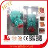 販売のための機械を形作る赤レンガの粘土の煉瓦真空