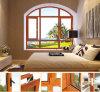 حراريّة وصحيحة يعزل ألومنيوم يقوّى شباك نافذة
