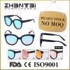 Aucunes lunettes de soleil neuves de miroir de mode de MOQ pour les femmes (Hff0012)