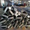 Q345 MERGULHO quente Pólo de aço galvanizado