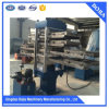 Máquina de vulcanización de la prensa del azulejo de goma